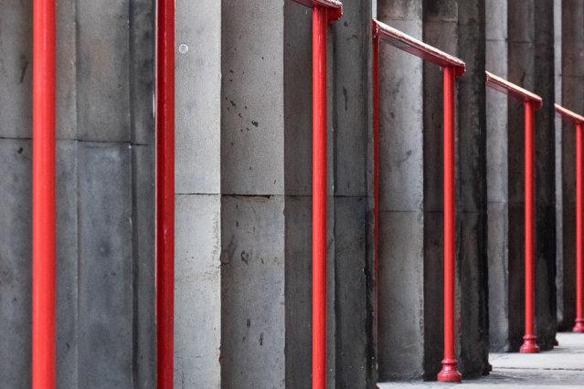 RSA entrance pillars, Edinburgh
